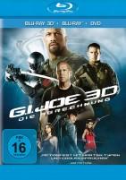 G.I. Joe 3D - Die Abrechnung - Blu-ray 3D + 2D + DVD (Blu-ray)