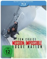 Mission: Impossible 5 - Rogue Nation - Steelbook (Blu-ray)
