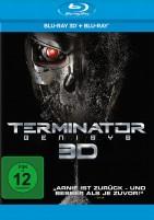 Terminator: Genisys 3D - Blu-ray 3D + 2D (Blu-ray)