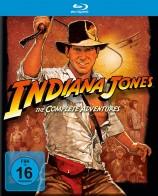 Indiana Jones - The Complete Adventures (Blu-ray)