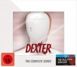 Dexter - Die komplette Serie / Büste (Blu-ray)