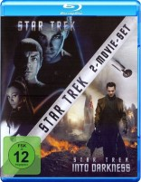Star Trek 11+12 - 2-Movie-Set / Die Zukunft hat begonnen + Into Darkness (Blu-ray)