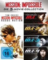 Mission: Impossible - 5 Movie Collection (Blu-ray)