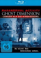 Paranormal Activity - Ghost Dimension - Extended Cut (Blu-ray)