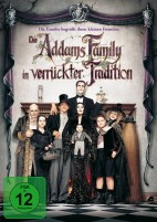 Die Addams Family in verrückter Tradition (DVD)