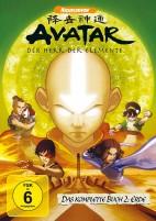 Avatar - Der Herr der Elemente - Buch 2: Erde / Das komplette Buch / Amaray (DVD)