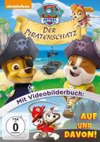Paw Patrol - Der Piratenschatz (DVD)
