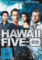 Hawaii Five-0 - Season 2 / Amaray (DVD)