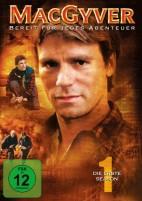 MacGyver - Season 1 / Amaray (DVD)
