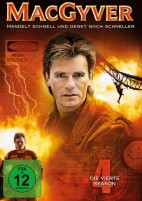MacGyver - Season 4 / Amaray (DVD)