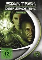 Star Trek - Deep Space Nine - Season 2 / Amaray (DVD)