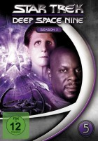 Star Trek - Deep Space Nine - Season 5 / Amaray (DVD)