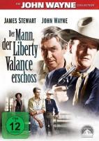 Der Mann, der Liberty Valance erschoss (DVD)