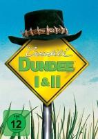 Crocodile Dundee I & II - 2. Auflage (DVD)