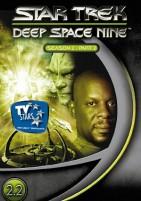 Star Trek - Deep Space Nine - Season 2.2 (DVD)