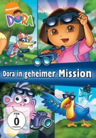 Dora - Dora in geheimer Mission (DVD)