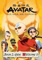 Avatar - Der Herr der Elemente - Buch 2: Erde / Vol. 3 (DVD)
