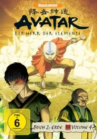 Avatar - Der Herr der Elemente - Buch 2: Erde / Vol. 4 (DVD)