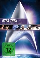Star Trek VI - Das unentdeckte Land - Remastered (DVD)