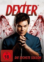 Dexter - Season 6 / Amaray (DVD)