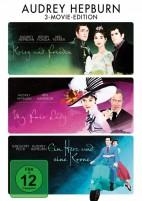 Audrey Hepburn - 3-Movie-Edition (DVD)