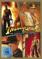 Indiana Jones Quadrilogie - The Ultimate Collection (DVD)