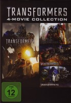 Transformers - 1-4 Collection (DVD)