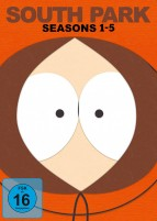 South Park - Season 01-05 (DVD)