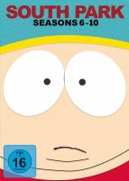 South Park - Season 06-10 (DVD)