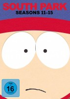 South Park - Season 11-15 (DVD)