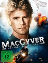 MacGyver - Die komplette Collection (DVD)