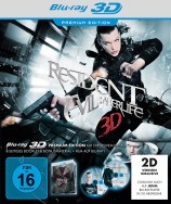 Resident Evil: Afterlife 3D - Blu-ray 3D / Premium Edition (Blu-ray)