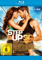 Step Up 3D - Make Your Move - Blu-ray 3D (Blu-ray)