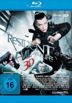 Resident Evil: Afterlife 3D - Blu-ray 3D (Blu-ray)