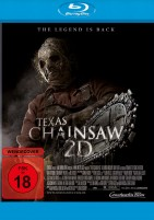 Texas Chainsaw 2D (Blu-ray)