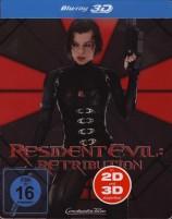 Resident Evil: Retribution - Blu-ray 3D + 2D - Steelbook (Blu-ray)