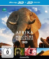 Afrika - Das magische Königreich 3D - Blu-ray 3D + 2D (Blu-ray)