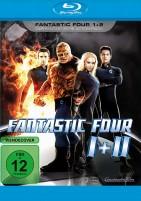 Fantastic Four I + II (Blu-ray)