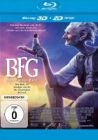 BFG - Sophie & Der Riese - Blu-ray 3D + 2D (Blu-ray)