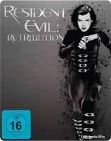 Resident Evil: Retribution - Steelbook (Blu-ray)