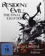 Resident Evil - The Final Chapter - Steelbook (Blu-ray)