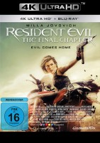 Resident Evil - The Final Chapter - 4K Ultra HD Blu-ray + Blu-ray (Ultra HD Blu-ray)