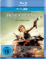 Resident Evil - The Final Chapter - Blu-ray 3D (Blu-ray)