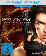 Resident Evil - The Final Chapter - Blu-ray 3D + 2D / Premium Edition (Blu-ray)