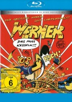 Werner - Das muss kesseln !!! (Blu-ray)