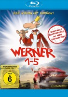 Werner 1-5 - Königbox (Blu-ray)