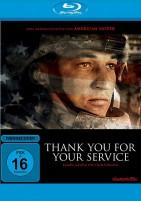 Thank You for Your Service - Kampf gegen die Erinnerung (Blu-ray)