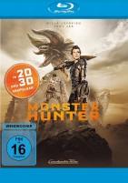 Monster Hunter - Blu-ray 3D + 2D (Blu-ray)