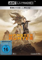 Monster Hunter - 4K Ultra HD Blu-ray + Blu-ray (4K Ultra HD)