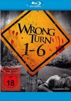 Wrong Turn 1-6 (Blu-ray)